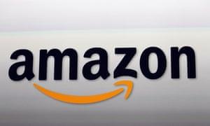 The Amazon sign