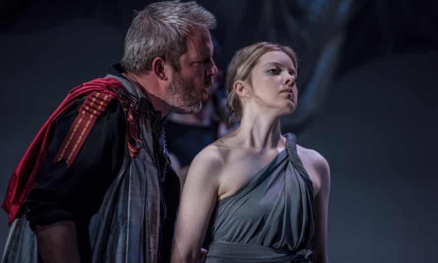 Robert Murray and Rowan Pierce in Lucio Papirio Dittatore.