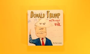 Donald Trump and the Wig of Evil cover