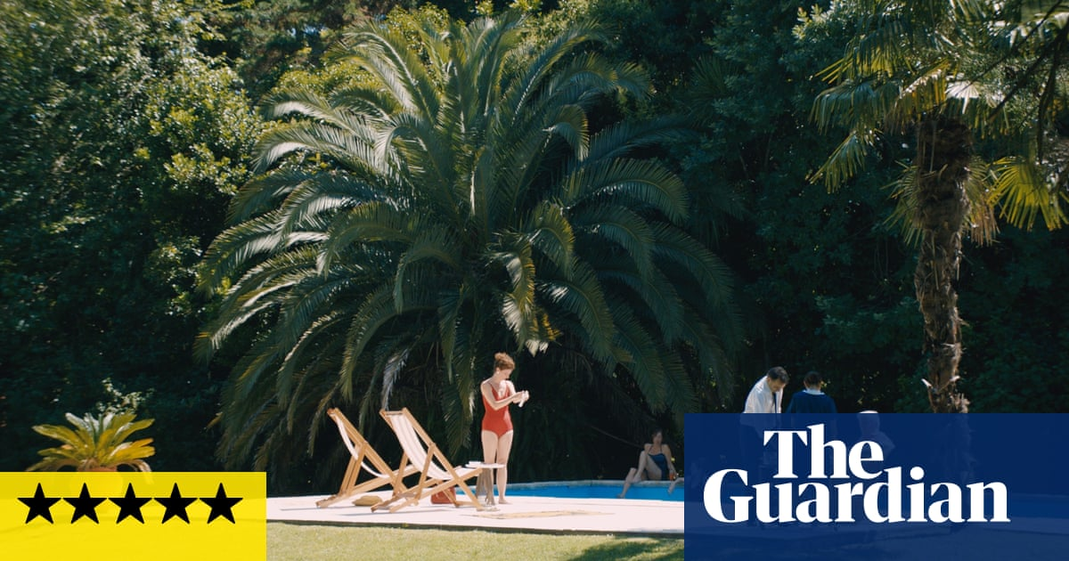 Azor review – eerie conspiracy thriller about the complacency of the super-rich