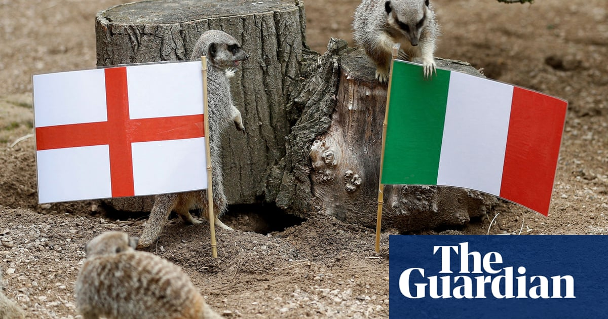Italy v England: the final preview – Euro 2020 Football Daily