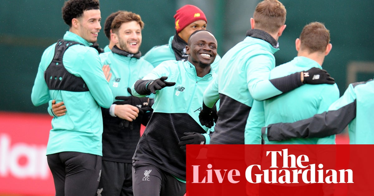 Premier League team news, European latest and more: football countdown – live!
