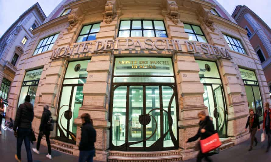 Banca Monte dei Paschi di Siena: will the ECB let Italian banks get into difficulty?