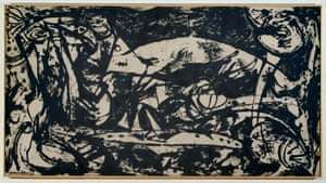 Jackson Pollock, Number 14 1951