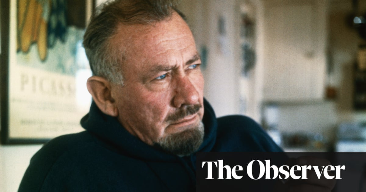John Steinbeck's estate urged to let the world read his shunned werewolf novel