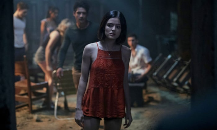 Truth Or Dare Review Silly Spirited Horror Plays A Fast Paced Game Horror Films The Guardian