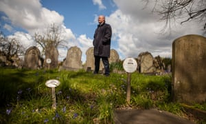 Re-using graves means UK cemetery will never run out of