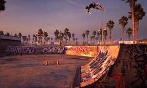 The formula is being reversed ... Tony Hawk's Pro Skater.