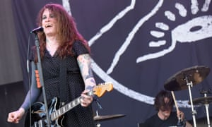 Laura Jane Grace and Atom Willard of Against Me! play in Atlanta, Georgia: 'So much of my experience has been about internalized transphobia'
