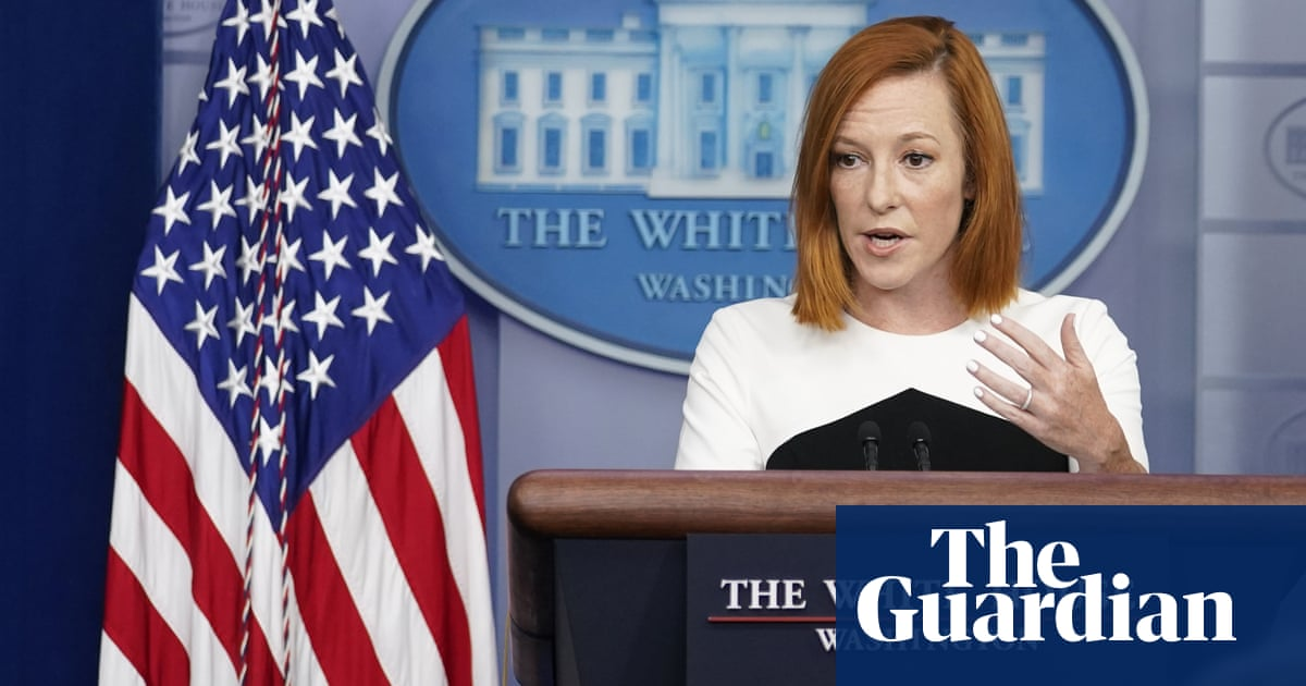 Biden recognises there could have been 'more discussion' with France says Psaki – video