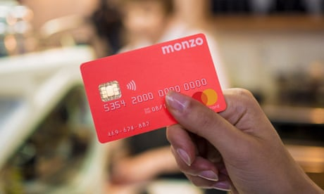 Digital bank Monzo becomes Britain's best-rated lender