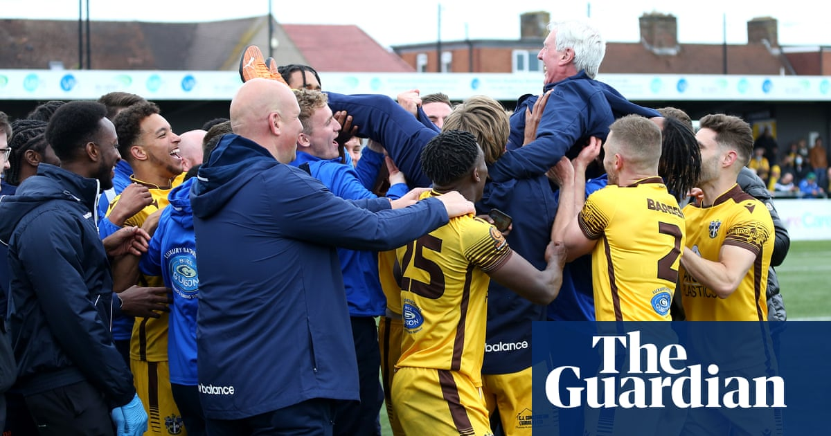 'We never imagined this': Sutton get ready for first shot at the big time