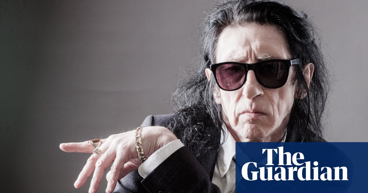 fe41566ea551 John Cooper Clarke   The last time I did exercise was in rehab in the 1980s