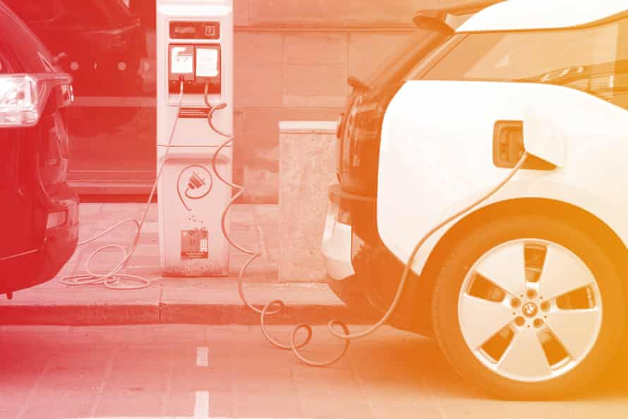 Go electric to cut emissions from driving