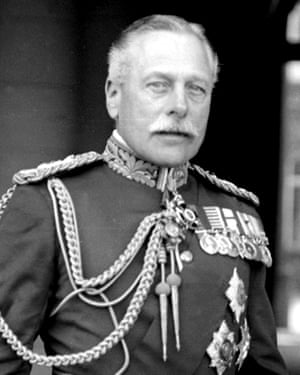 Field Marshal Douglas Haig, commander in chief of the British forces on the western front during the First World War, who lives on as a team in Argentina.