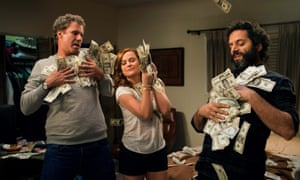 Mo' money, mo' problems... Will Ferrell and Amy Poehler in The House.