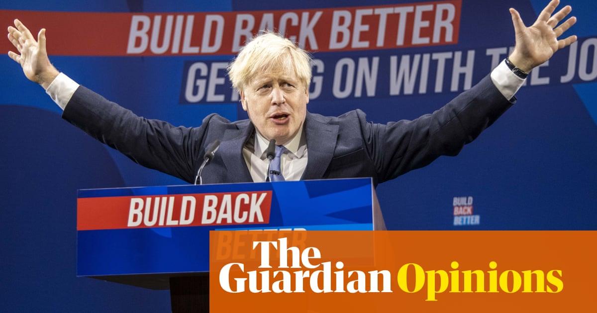 The Guardian view on Boris Johnson's speech: no joke when there's no plan