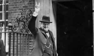 Churchill would have been damaged by transparency