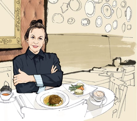 Lunch With Laurie Anderson