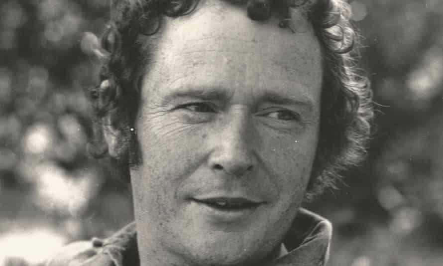 David Larkin in 1973