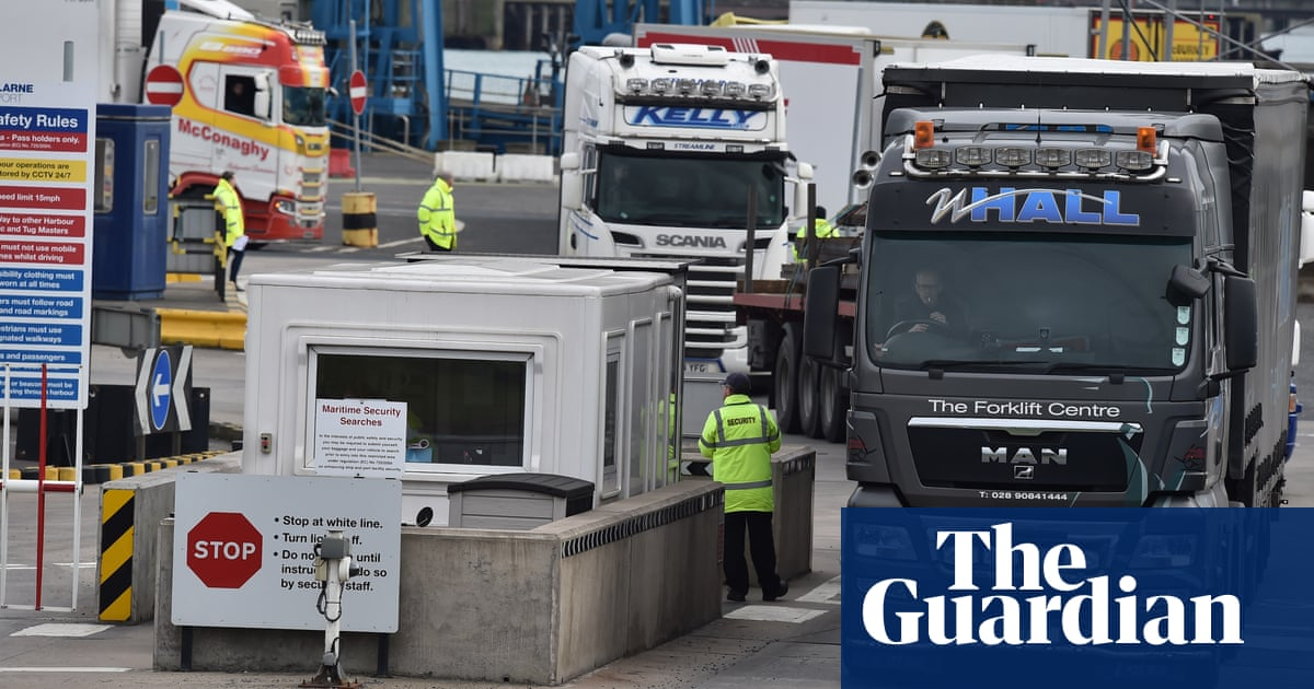 Review to consider feasibility of Scotland-Northern Ireland tunnel