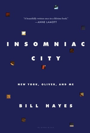 Cover image for Insomniac City by Bill Hayes