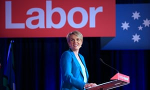 Tanya Plibersek says she is 'certainly considering' running for the Labor leadership after Bill Shorten stepped down on election night