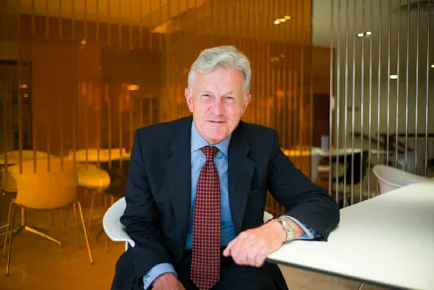 Amyas Morse, head of the National Audit Office