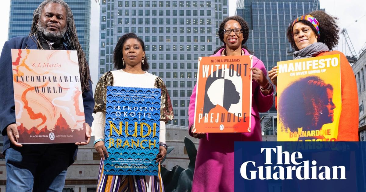 Bernardine Evaristo picks black authors for London 'short story stations'