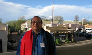 Warchief Sandoval in New Mexico. 'The government still owes the tribal peoples.'