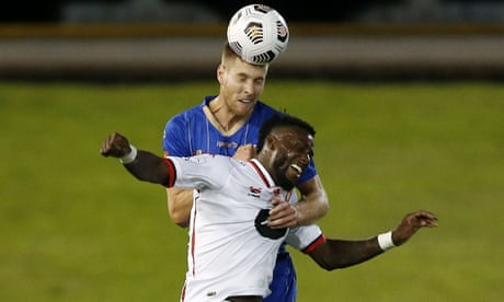 Newcastle Jets fans show some spirited tribalism is just what the A-League needs | Emma Kemp