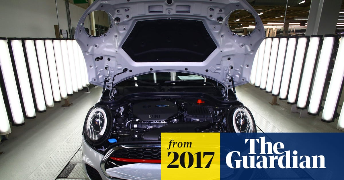 A Mini Parts Incredible Journey Shows How Brexit Will Hit The Uk