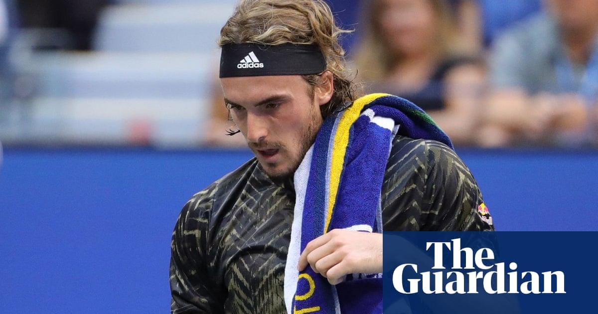 Stefanos Tsitsipas hits back over toilet break criticism after US Open exit