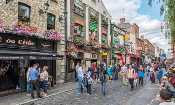 Ireland lifts Good Friday ban on pubs selling alcohol
