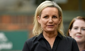 Australia's environment minister Sussan Ley