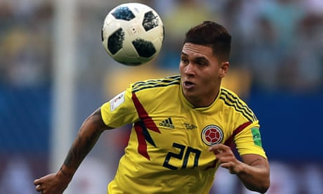 Juan Fernando Quintero: a reminder of the glory days of football's No10