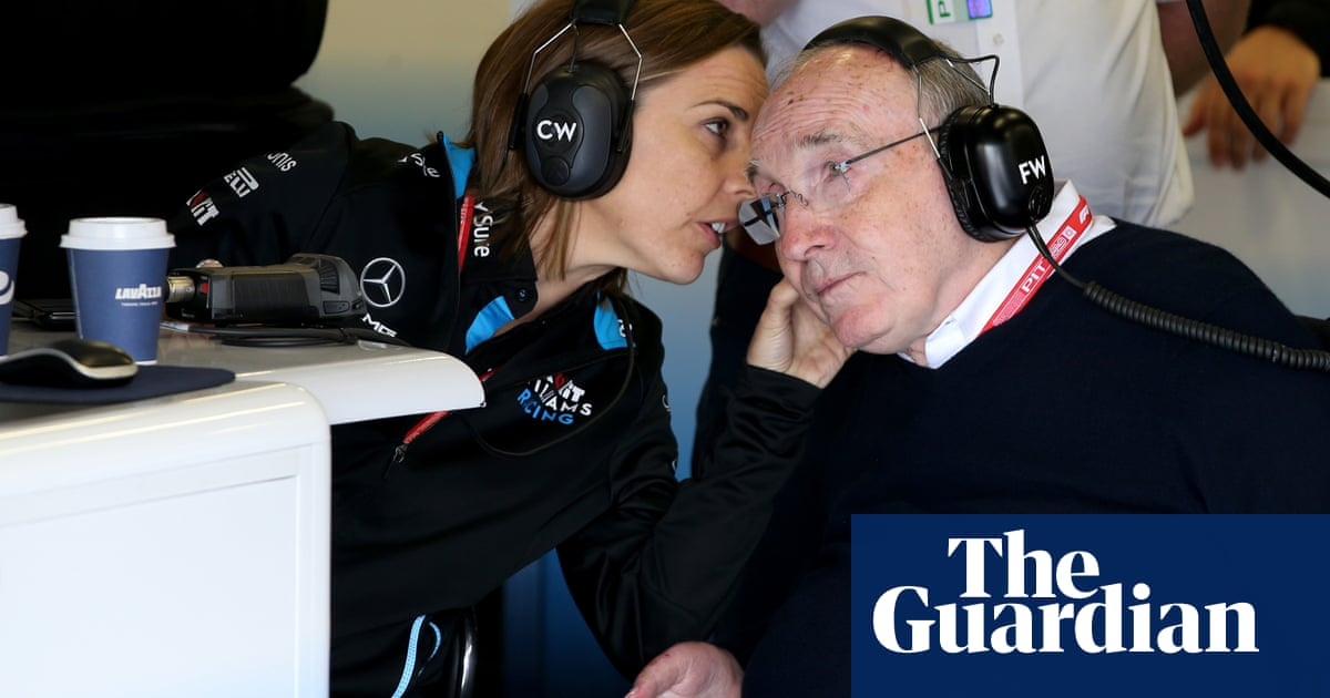 Frank Williams in stable condition after being admitted to hospital