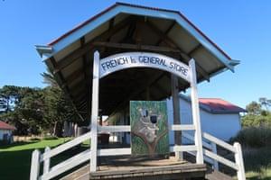 French Island general store, Victoria, Australia