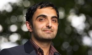 Booker-shortlisted novelist Sunjeev Sahota