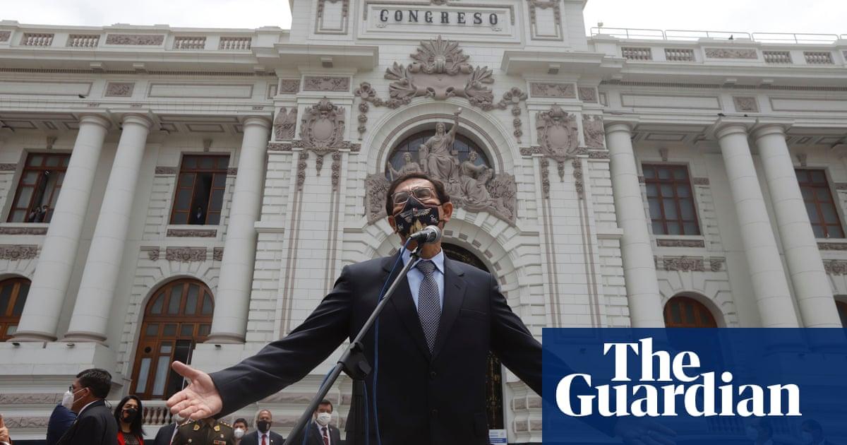 Impeachment kicks out president Martín Vizcarra of Peru – The Guardian