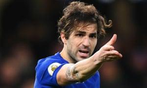 Chelsea's Cesc Fàbregas says old friendships will be forgotten