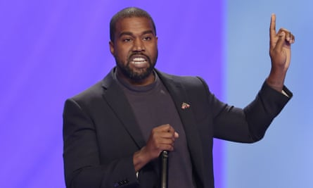 'My children will own my masters, not yours' … Kanye West.