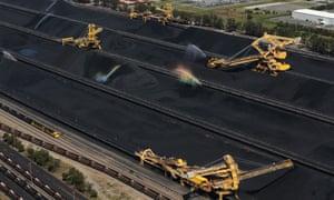 Glencore coal operations