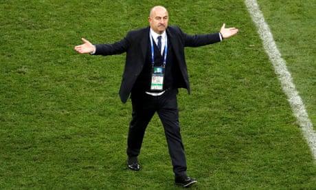 Stanislav Cherchesov: my tactical strategy was key to toppling Spain