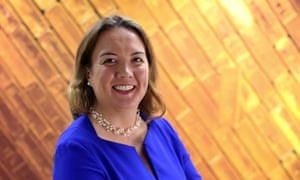 Ruth Crowell, chief executive officer of the LBMA