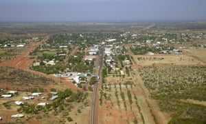 The Northern Territory town of Tennant Creek