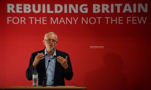 Jeremy Corbyn at the International Social Forum hosted by the Labour party at Soas University of London.