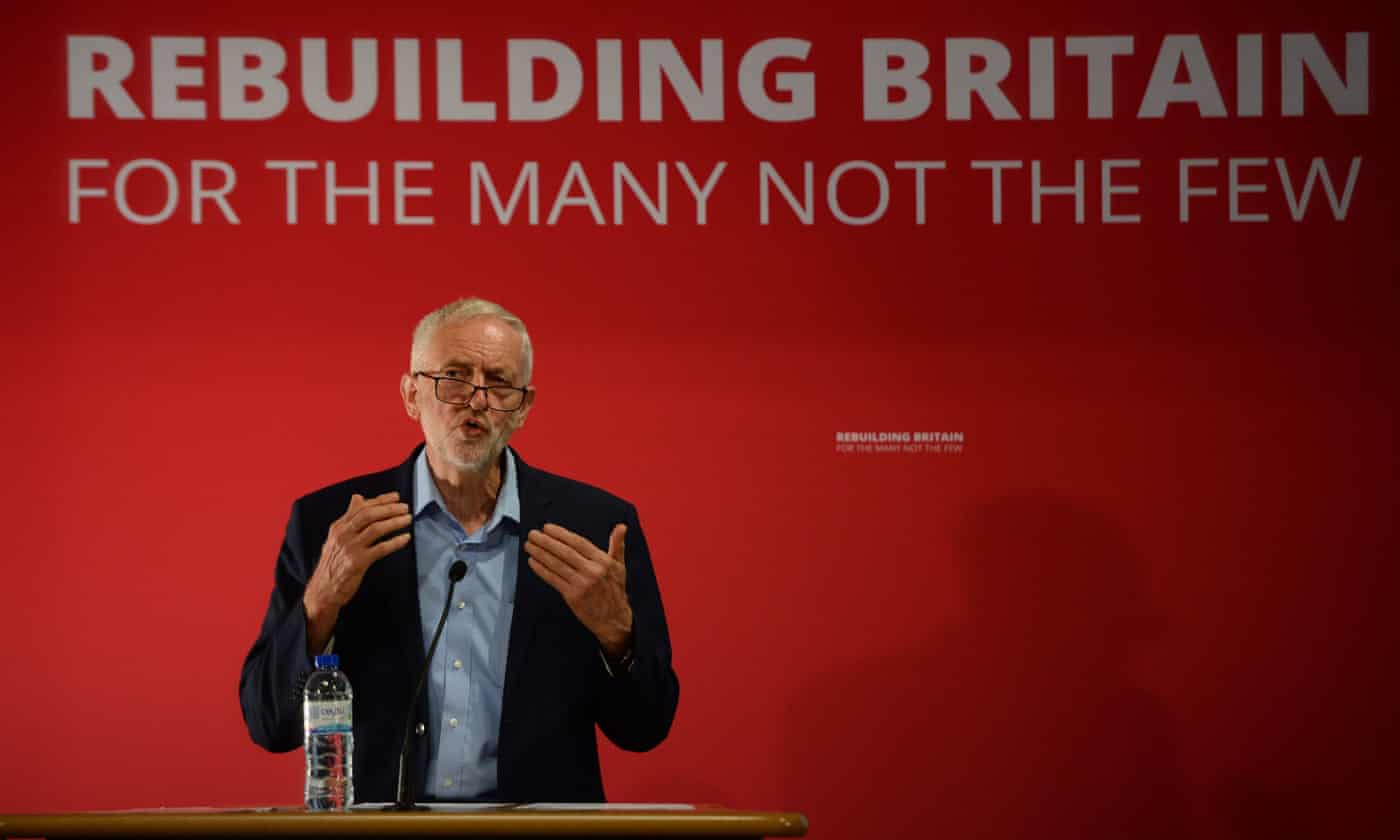 Antisemitism, Labour and Jeremy Corbyn