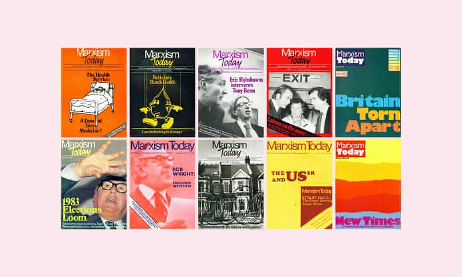 A selection of Marxism Today's greatest covers.