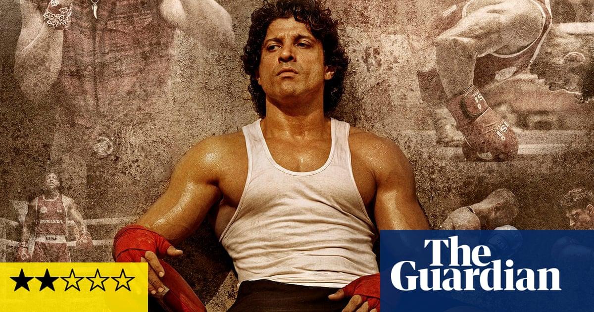 Toofaan review – Mumbai boxing drama is more Rocky than Raging Bull